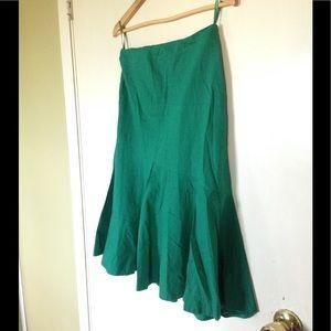 Anthropologie Cotton Skirt-Size 2